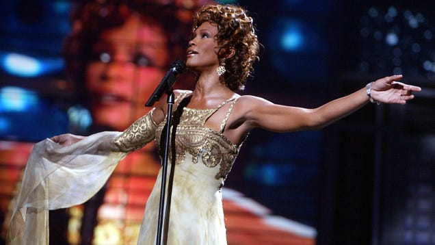 Whitney Houston creepy hologram tour kicks off in January