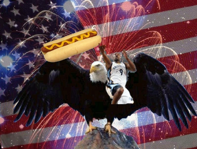 Illustration for article titled Which Fourth of July BBQ Dish is Your Team's NBA FA Signing?