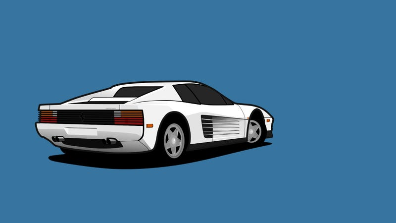 Illustration for article titled testarossa.