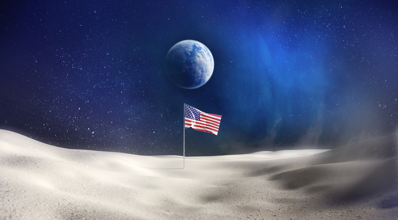 Illustration for article titled America Is Already Planning to Regulate Business on the Moon