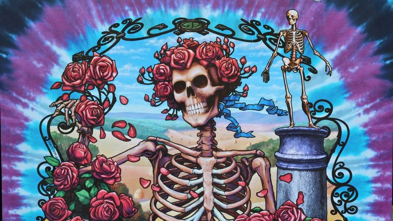 Illustration for article titled Martin Scorsese to produce presumably long, rambling Grateful Dead documentary