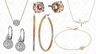 Ahorra en joyas para San Valentín | Amazon