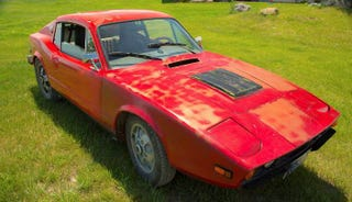 Illustration for article titled For $2,700, This 1973 Saab Sonett III Could Be Your Summer Sports Car