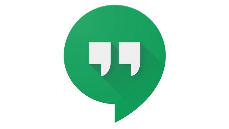 Illustration for article titled Google empieza a matar Hangouts para que nos pasemos a sus nuevas aplicaciones