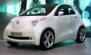 Illustration for article titled Report: Toyota to Produce iQ-Based Subcompact