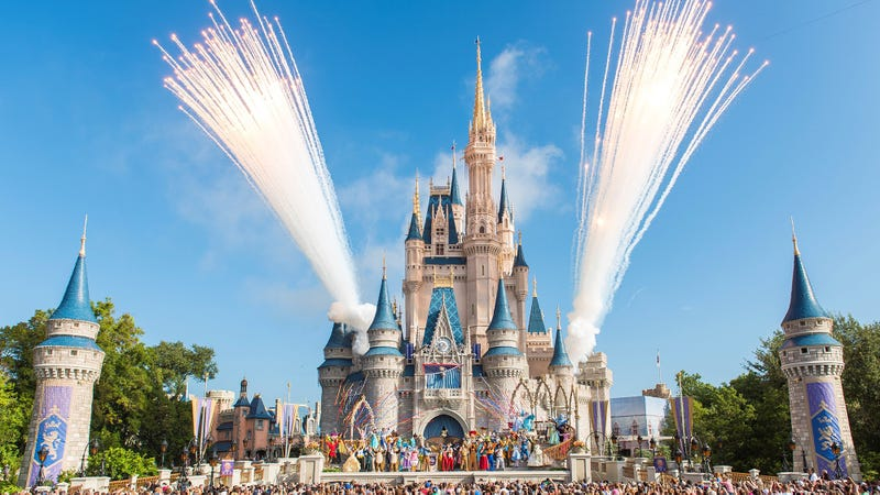 Illustration for article titled Disney World Has Launched A New DNA Testing Service Where You Send Them A Sample Of Your Vomit To Find Out If Your Ancestors Ever Puked On Space Mountain