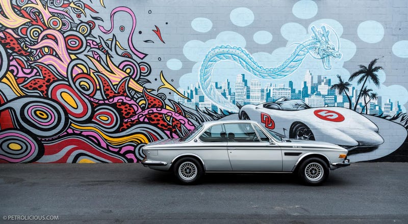 Illustration for article titled Go read this article about the E9 3.0 CSL from Petrolicious
