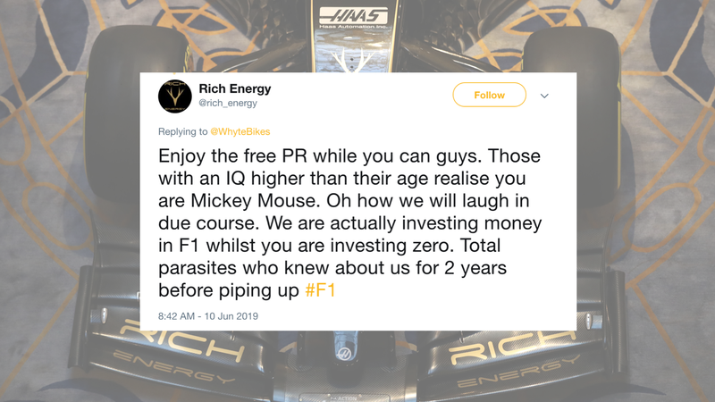 Illustration for article titled Rich Energy Is Tweeting Through It