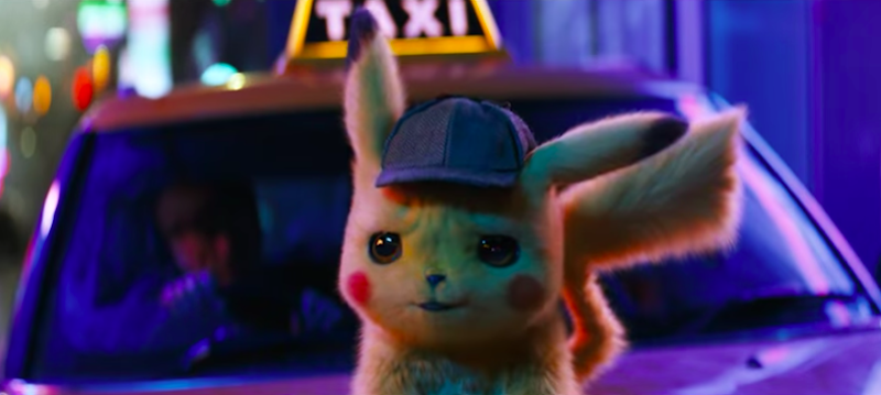 Illustration for article titled The Detective Pikachu Movie Is Not At All What I Expected