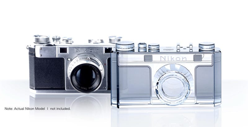 Nikon D5, D500 100th Anniversary Edition Cameras Highlight Company's History
