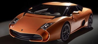 Illustration for article titled The Lamborghini 5-95 By Zagato Is The Spyker You Maybe Always Wanted