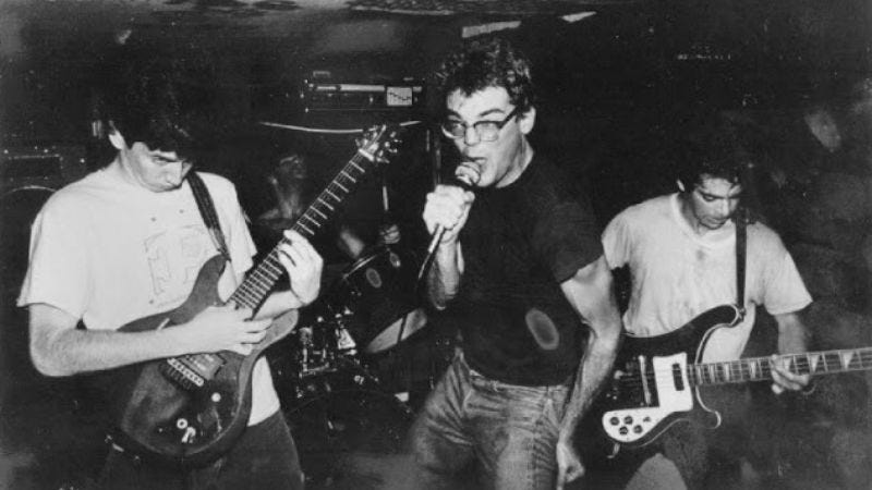 Illustration for article titled Descendents loved food and weren't afraid to sing about it