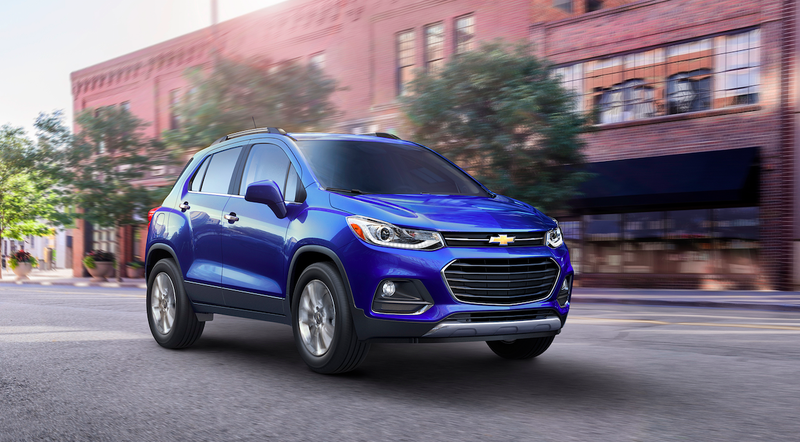 The Refreshed 2017 Chevrolet Trax Fixes Only One Of Its Many Flaws