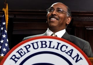 Illustration for article titled Michael Steele Has Been A Naughty Boy