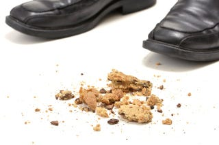 Illustration for article titled Science says go ahead and eat the food you dropped on the floor, maybe