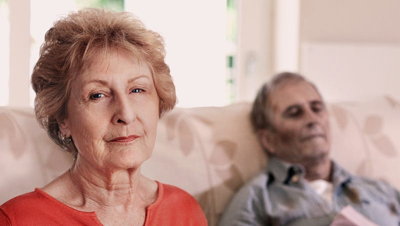 Illustration for article titled Widow Still Can't Bring Herself To Get Rid Of Husband's Corpse