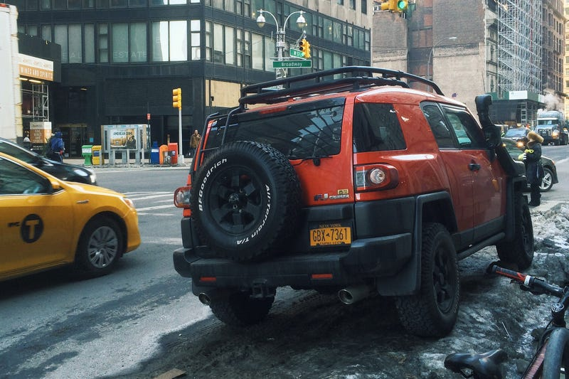 Illustration for article titled Maybe you don't like the FJ Cruiser