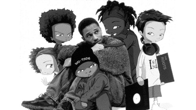 Illustration for article titled Aaron McGruder