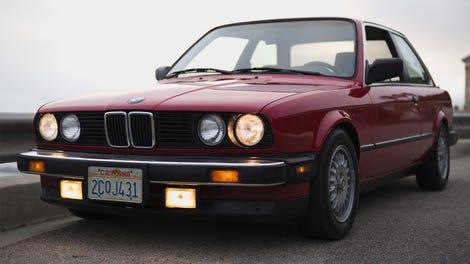 Here's How Much Horsepower A $1,600 Craigslist BMW E30 Makes