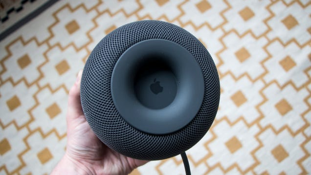 Apple's HomePod Can Apparently Damage Your Furniture