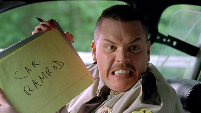 Illustration for article titled 'Super Troopers' Sequel Set To Shoot Later This Year... MEOW!