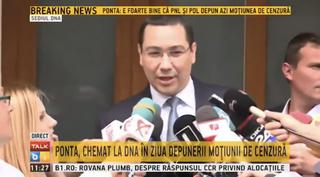 Illustration for article titled Gyanúsítottként hallgatták ki a miniszterelnököt, miszerint a románt