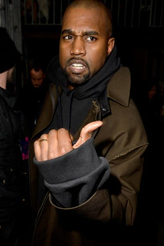 Kanye WestPascal Le Segretain/Getty Images