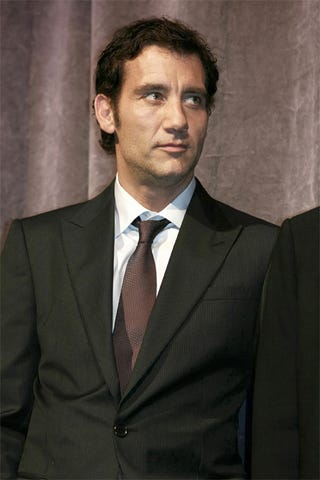 Illustration for article titled Clive Owen: A Little Fuzzy Around The Ears, But Hot