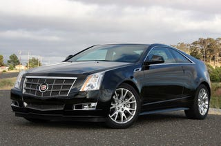 Illustration for article titled 2012 Cadillac CTS Coupe 3.6 RWD: The Oppo Review