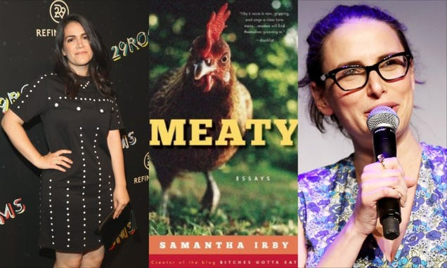 Oh Shit, We re Getting A MeatyTV Show From Abbi Jacobson and Jessi Klein