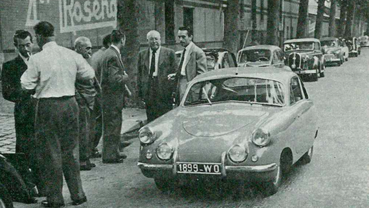 You\'ll Never Guess Who Invented The Gullwing Door