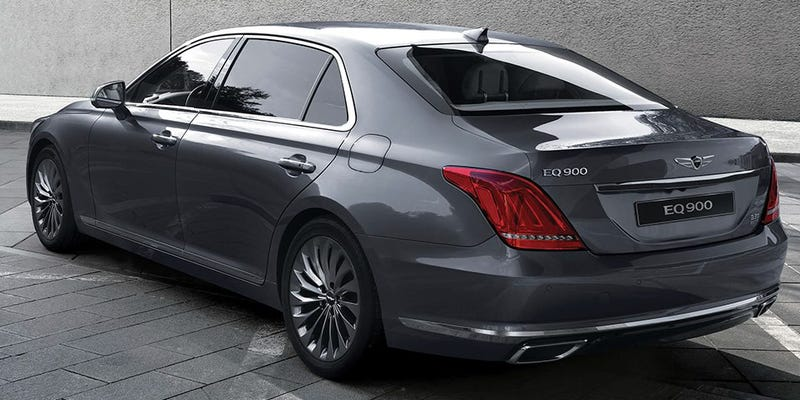 Image result for genesis g90