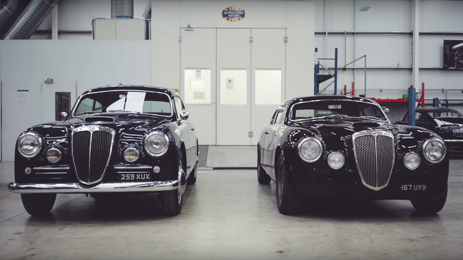 This Lancia Aurelia is so beautiful I could cry