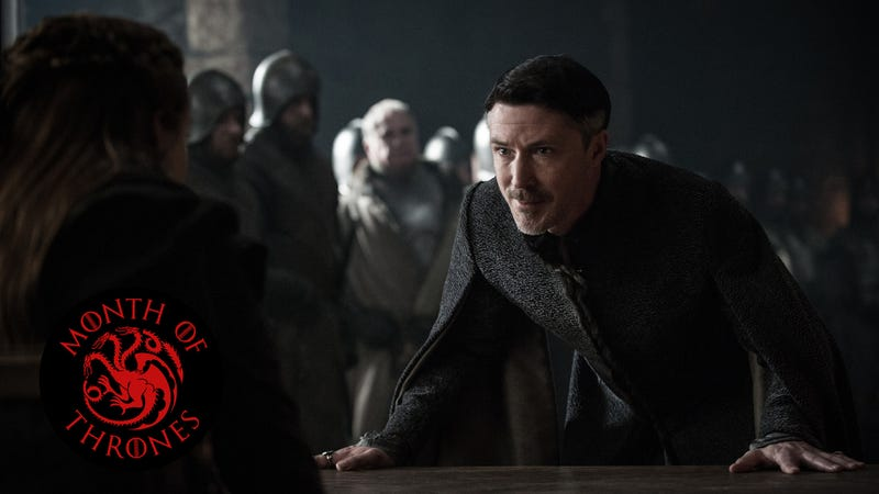 Illustration for article titled Littlefinger gets what's coming to him, and a new generation takes control