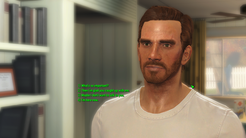 Illustration for article titled Fallout 4Mod Lets You See What Your Character Is Actually Gonna Say