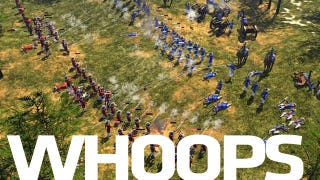 "Illustration for article titled Developer: Age of Empires 3 Was a ""Huge Mistake"""
