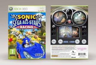 Illustration for article titled Rumor: Banjo Kazooie Karting In Sega All-Stars Racing