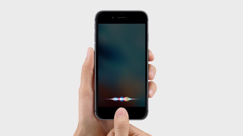 Illustration for article titled Oye, Siri: aquí tienes una enorme lista de cosas que no sabías que le puedes pedir al iPhone