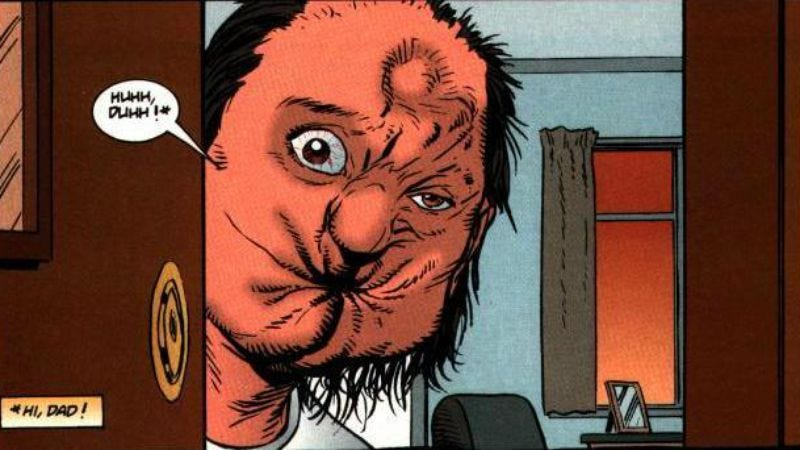 Illustration for article titled One lucky actor will now be called Arseface (in AMC's Preacher adaptation)