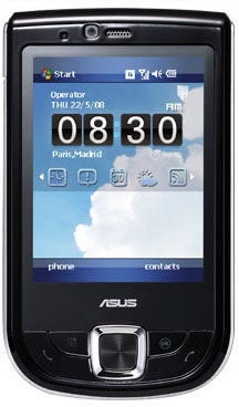 Illustration for article titled Asus Announces 800MHz 'World's Fastest' Smartphone
