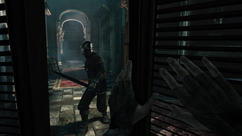 Illustration for article titled Why is Thief the Best Stealth Game Ever and Why is NuThief Scary?