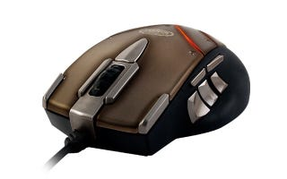 Illustration for article titled Review: The World Of Warcraft: Cataclysm MMO Mouse Caters Shamelessly