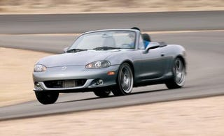 Illustration for article titled Would you..: Trade MS3 for MSMiata?