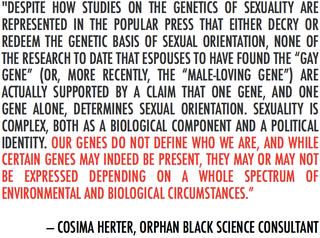 Nature versus nurture debate homosexuality