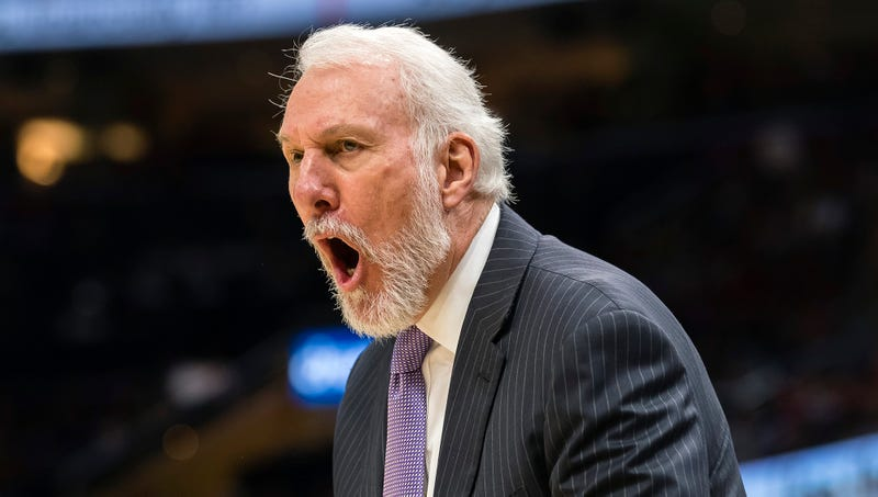 Illustration for article titled Gregg Popovich Berates Spurs For Missing Nation's Descent Into Oligarchy