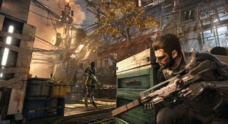 Illustration for article titled Leak Reveals Deus Ex: Mankind Divided For PS4, Xbox One, PC