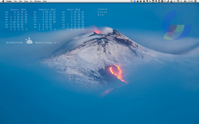 The Smoldering Desktop