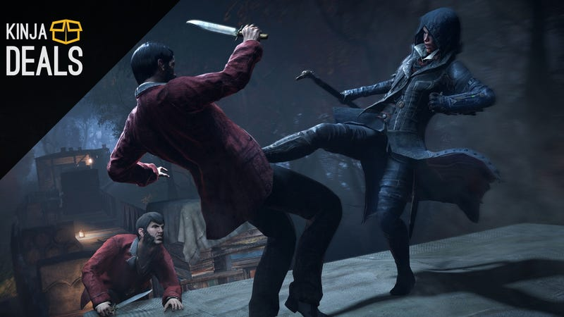 Illustration for article titled Assassin's Creed Syndicate is Down to $30, Today Only
