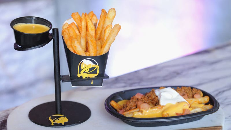 America's gone ham for Taco Bell Nacho Fries