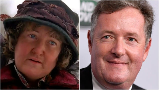 """Piers Morgan: """"I am not the bag lady in Home Alone 2"""""""